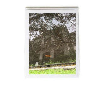 Dark House at the End of the Street Notecard