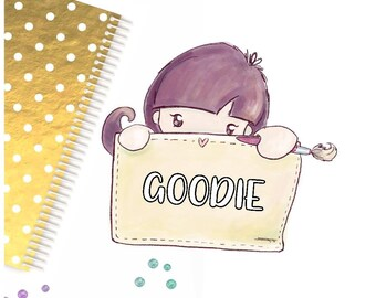 Goodie bags! choose EC/classic Happy Planner/deco/functionals or random packed. 10 sheets, full of stickers,full kits,functionals,mixmatch