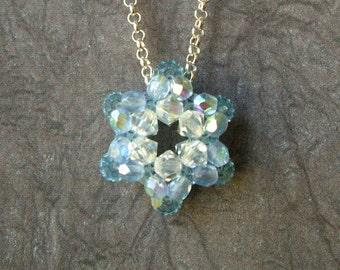 Swarovski STAR OF DAVID Necklace