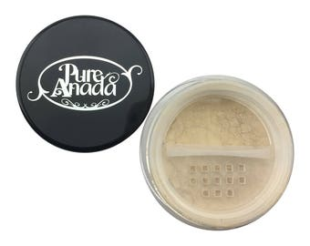 Ivory Chinook Loose Mineral Foundation: Very Fair (Warm)