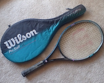 Wilson Pro Staff 6.0 PWS Tennis Racquet 4 1/2
