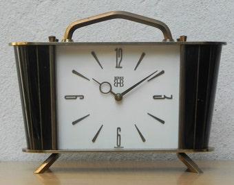 Bay Birks Solid Brass Chiming Mantel Clock