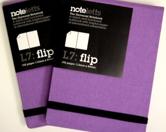 Noteletts L7 Squares Notebook