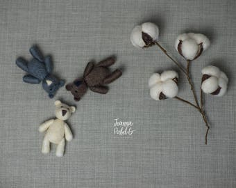 FELTED TINY  PROPS