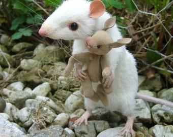 Näh dir eine Ratte, ebook mit 58 Seiten inkl. Schnittmuster