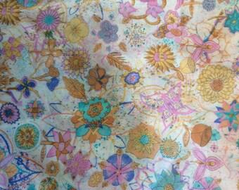 Tana lawn fabric from Liberty of London, Mac Leod
