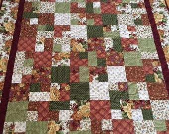 Yellow Rose and More Quilts, Quilts for Sale, Handmade Quilts, Quilts for Gifts, Birthday Quilt