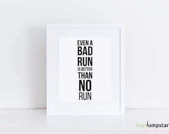 Running Art, Running Print, Running Quotes, gifts for runners, running poster, Fitness Printable, Workout Printables, Exercise Inspiration