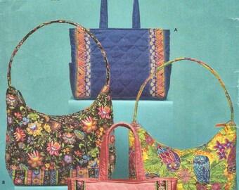 Simplicity 4729 - Two Handbags - PATTERN