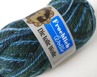 1 skein Froehlich Wolle