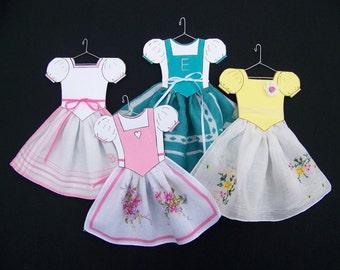 DIY Hanky Dress Pattern 109 110