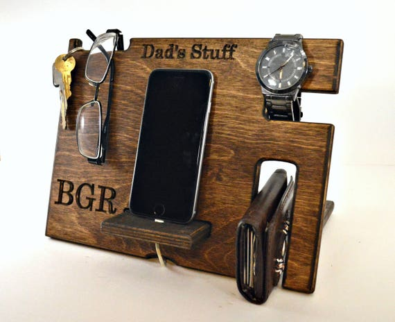 Bedside Organizer for Dad