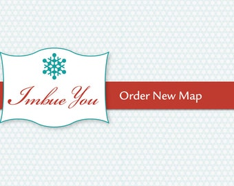 Order a New Vintage Map for Use on Your Design - Add On