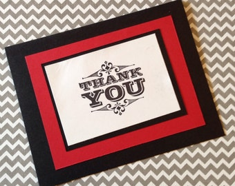 Custom Thank You Cards- Free shipping!