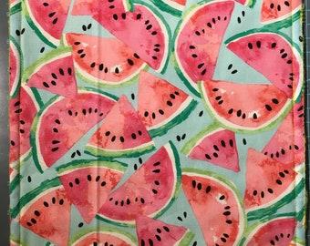 """10""""x10"""" Watermelon Flat"""
