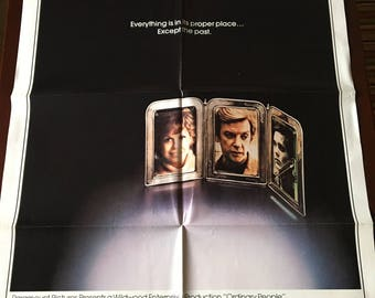 Movie poster, Ordinary People directed by Robert Redford.