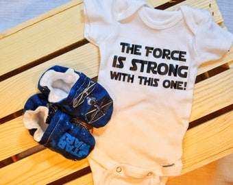 Limited Edition Star Wars Baby Shoes