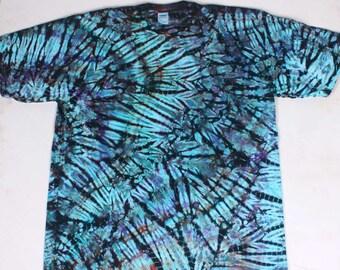 XXL Shibori Men's T Shirt PJ-X1