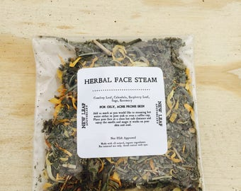 Herbal Face Steam