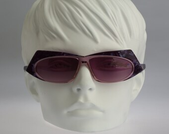 Silhouette M 3094, Vintage cat eye sunglasses, 80s rare and unique / NOS