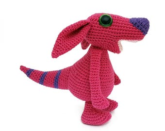 Crochet pattern Monster - amigurumi - instant download pdf