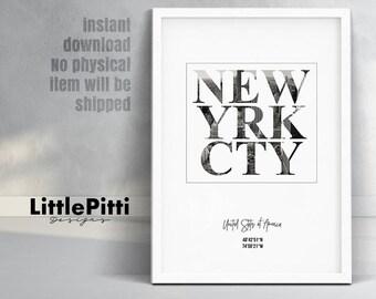 nyc print, new york print, new york city print, nyc art, nyc, nyc photography, new york poster, new york wall art, nyc wall art, large art