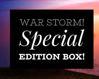 War storm special edition box