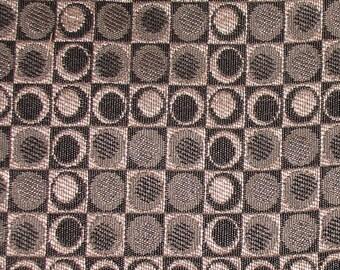 Modern Geometric Woven Jacquard  (1 yard)