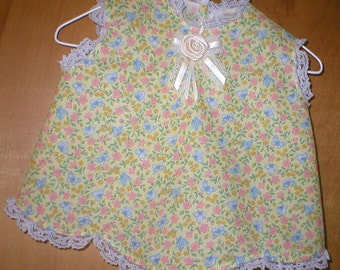 Diaper shirt and diaper cover set