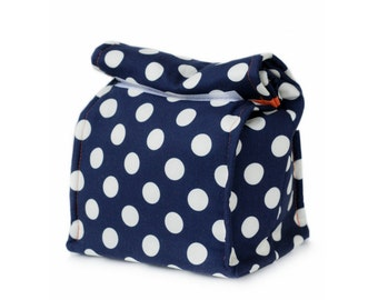 MTO Insulated lunch bag - Dots