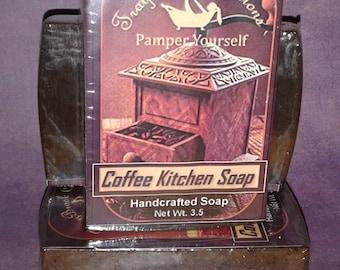 Coffee Kitchen Soap