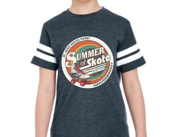 Summer of Skate Youth Tee