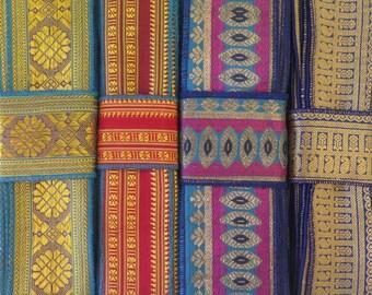 Vintage Sari borders, Sari Trim SR732