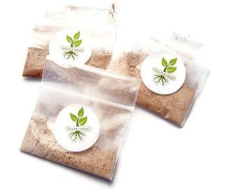 Mineral Makeup Samples - Choose Foundation  Veil  Or Concealer 1/2 Teaspoon Each