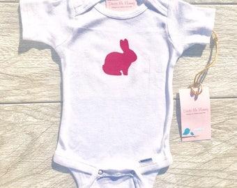 Children - Bunny -Rabbit - Animal - Toddler T-Shirt or Baby Onesie