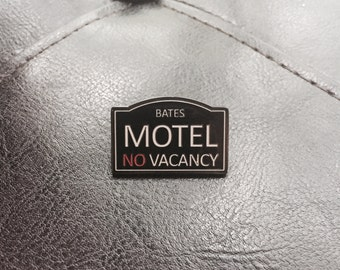 Bates Motel Pin