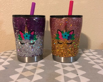 Stainless steel kid size tumbler
