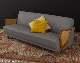 50s sofa, couch, 60s, vintage (709051)
