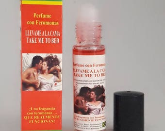 Take me to bed pheromones in oil, Roll on 1 / 3oz perfume