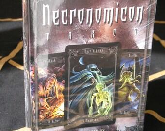 Necronomicon Tarot Kit~10% OFF Regular Retail~Deck and Book