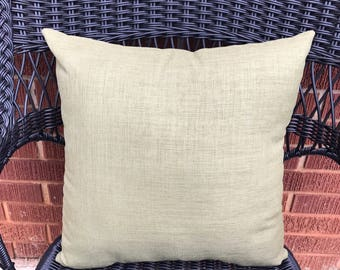 Rave Driftwood Pillow Water Resistant