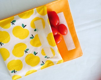 Washable lunch bags