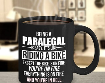 Paralegal Mug - Paralegal Coffee Mug