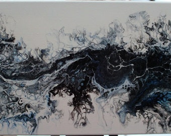 Acrylic Fluid Painting (039)