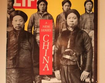 Vintage LIFE Magazine September 23, 1966 A New Series CHINA