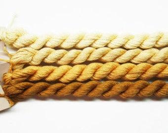 Silk & Ivory Yarn 4.95 Each, Brown Paper Packages Silk And Ivory, Silk Threads, Wool Threads, Silk Ivory Yarn, Merino Wool, Spice Colors