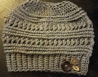 CC Melon Crochet Hat Pattern Only!