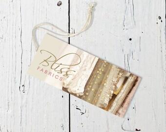 Hang Tag - Clothing Label Design