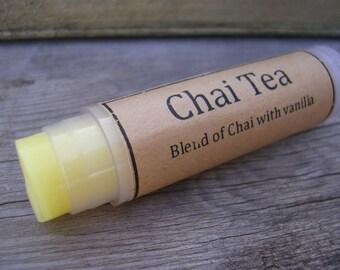 Chai Tea Natural Lip Balm