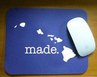 Hawaii HI  'Made' Computer Mouse Pad